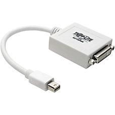 Tripp Lite 6in Mini DisplayPort to