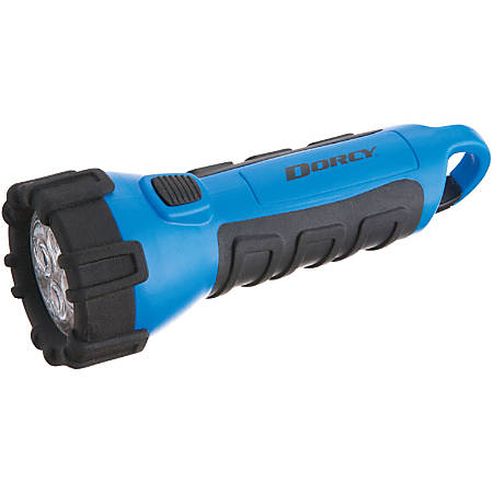 Dorcy 41-2511 Incredible Floating Flashlight, Assorted Colors