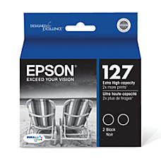 Epson 127 Extra High Capacity Black