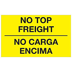 Tape Logic Bilingual Labels DL1089 No