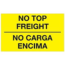 Tape Logic Bilingual Labels DL1089 No