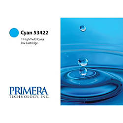 Primera 53422 Original Ink Cartridge Cyan