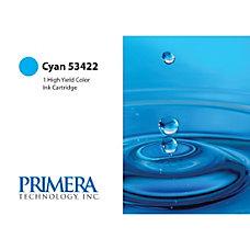 Primera 53422 Original Ink Cartridge Cyan