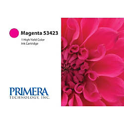 Primera 53423 Original Ink Cartridge Magenta