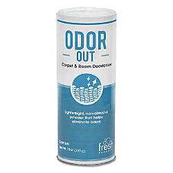 Fresh Products Odor Out Rug And