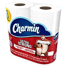 Charmin 2 Ply Bathroom Tissue Ultra