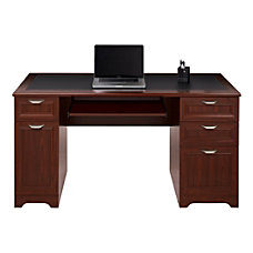 Realspace Magellan Collection Managers Desk Classic