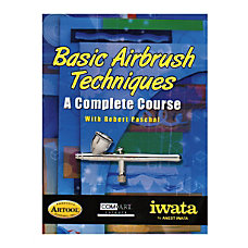 Iwata Basic Airbrush Techniques A Complete