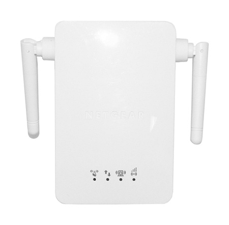 Netgear Wn3000rp Universal Wifi Range Extender Refurbished By Office