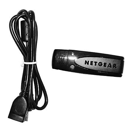 Netgear® Refurbished Wireless-N USB 2.0 Dual-Band Network Adapter, N600