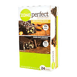 ZonePerfect Nutrition Bars 158 Oz Box