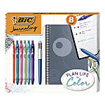 BIC® 8-Piece Journaling Kit
