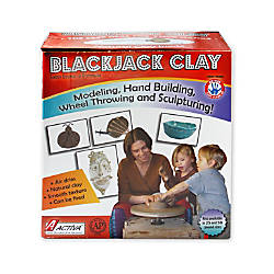 Activa Products Blackjack Clay 25 Lb