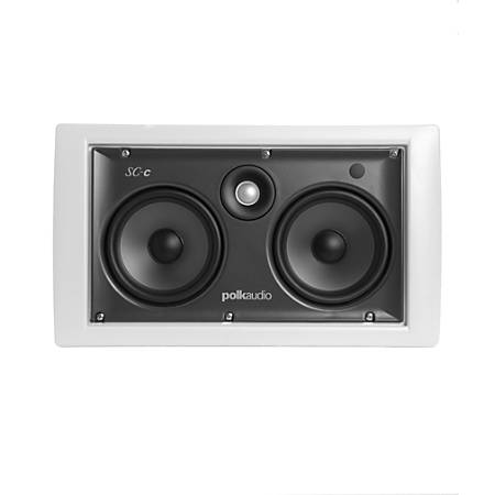 POLK SC-C In-Wall Speaker, Black
