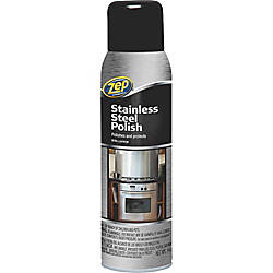Zep Commercial Stainless Steel Polish Aerosol