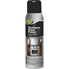 Zep Stainless Steel Polish Spray 011