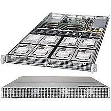 Supermicro SuperServer 6018R TD8 Server rack