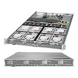 Supermicro SuperServer 6018R TD8 Barebone System