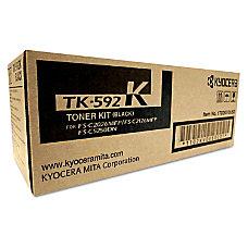 Kyocera TK 592K Black original toner