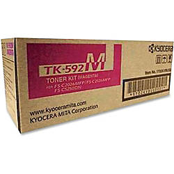 Kyocera TK 592M Original Toner Cartridge