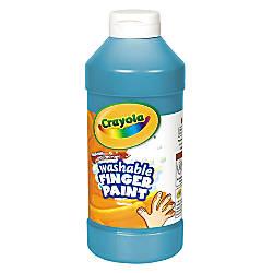 Crayola Washable Finger Paint 16 Oz
