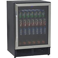 Avanti 5 Cu Ft Beverage Cooler