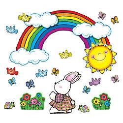 DJ Inkers Sun n Rainbow Bulletin