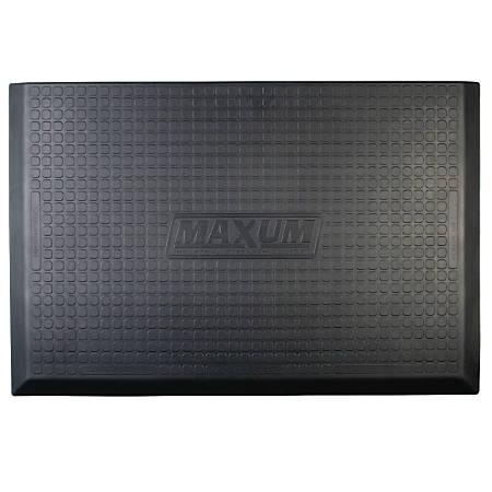 "Smart Step Maxum Anti-Fatigue Mat, 36"" x 24"", Black"