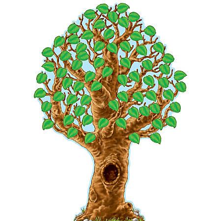 Carson-Dellosa Bulletin Board Set, Big Realistic Tree, Grades Pre-K - 5