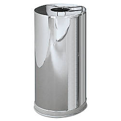 Rubbermaid Commercial Atrium Round Waste Container