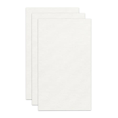 "Fredrix Canvas Boards, 12"" x 24"", Pack Of 3"