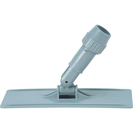 Genuine Joe Cleaning Pad Holder - 12 / Carton - Gray