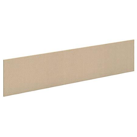 "Bush Business Furniture Components Elite Tackboard, 72""W, Lyric Sundew, Standard Delivery"