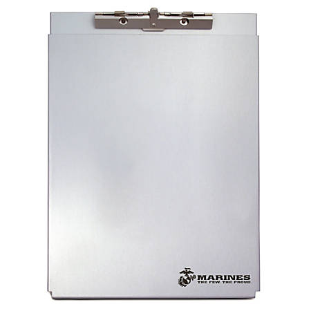 "Office Depot® Brand 90% Recycled Aluminum Top-Opening Forms Holder, For Forms Up To 8 1/2"" x 12"""