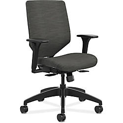 HON Solve Fabric Mid Back Chair