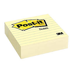 Post it Notes 4 x 4