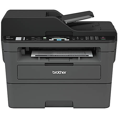 Brother® MFC-L2710DW Compact Wireless Monochrome Laser All-In-One Printer, Scanner, Copier, Fax