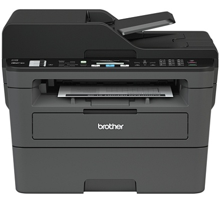 Brother Compact Wireless Monochrome Laser All In One Printer Scanner Copier Fax Mfc L2710dw By Office Depot Officemax