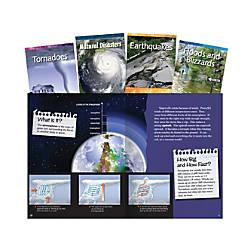 Teacher Created Materials Natural Disasters Set