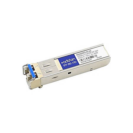 AddOn Avaya/Nortel AA1419063-E6 Compatible TAA Compliant 1000Base-CWDM SFP Transceiver (SMF, 1510nm, 70km, LC, DOM) - 100% compatible and guaranteed to work