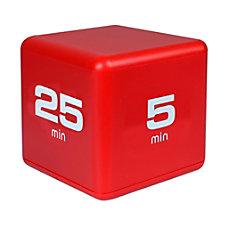 Teledex TimeCube Timer 5 25 Minutes