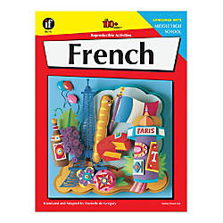 Instructional Fair The 100 Series French