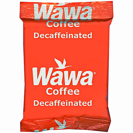WaWa Original Decaffeinated Coffee, 2 Oz., Pack Of 36