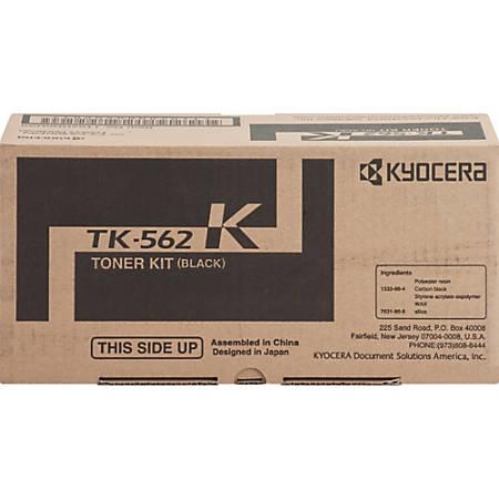 Kyocera TK-562K Original Toner Cartridge - Laser - 12000 Pages - Black - 1 Each