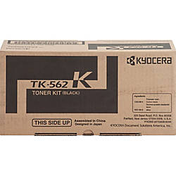 Kyocera TK 562K Original Toner Cartridge
