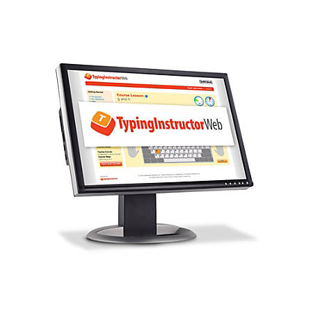 Typing Instructor Web - Annual Subscription, Download Version