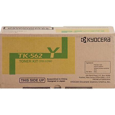 Kyocera TK-562Y Original Toner Cartridge