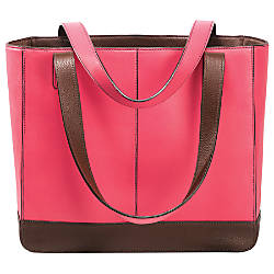 Day Timer Pink Ribbon Open Tote