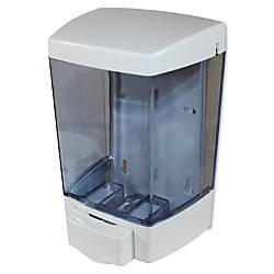 ClearVu Soap Dispenser Manual 144 quart