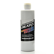 Createx Airbrush Colors Transparent 16 Oz